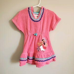 Disney Bathrobe Dress Size 2